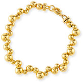 Marina B Atomo Small 18K Gold Ball Cluster Bracelet