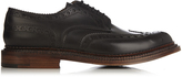 Grenson Archie smooth-leather brogues