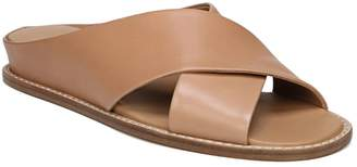 Vince Fairley Criss Cross Leather Slides