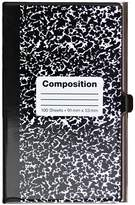 Design Ideas Composition Book Identity Case