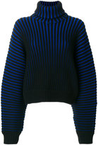 Diesel Black Gold roll neck jumper