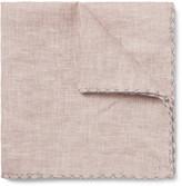Brunello Cucinelli - Linen Pocket Square