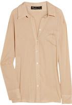 Elizabeth and James Malcolm Cotton-twill Shirt - Blush