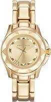 Karl Lagerfeld Kl1020 Karl 7 Gold Unisex Bracelet Watch