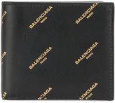 Balenciaga All Over Square wallet