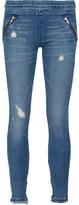 RtA Mila Pull On Skinny Jeans
