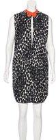 Gucci Sleeveless Printed Dress