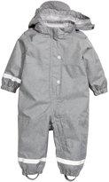 H&M Shell Overall - Dark gray melange - Kids