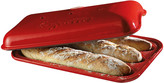 Emile Henry Baguettes Mould - Red