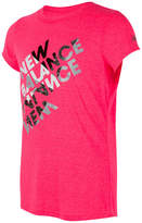 New Balance Girls' Graphic T-Shirt