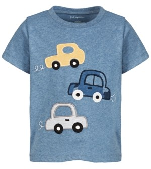 First Impressions Toddler Boy Cars T-Shirt, Created for Macy's