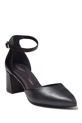 Rockport Total Motion Salima Ankle Strap Pump - Wide Width Available