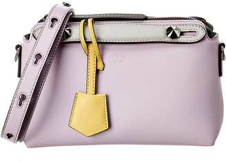 Fendi By The Way Mini Leather Shoulder Bag