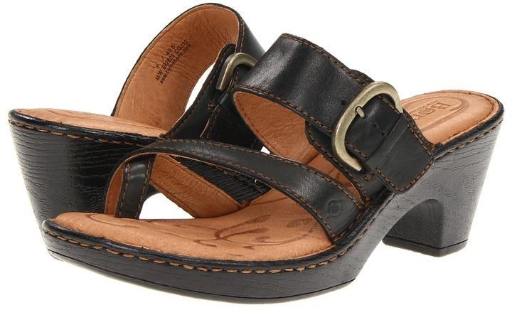 Børn Rutina (Black Full Grain Leather) - Footwear
