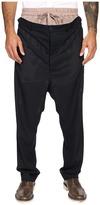 Vivienne Westwood Laser Wool Builder Trousers