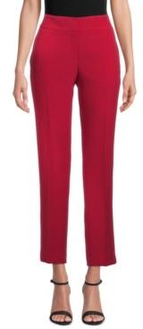 Kasper Petite Slim-Fit Pants