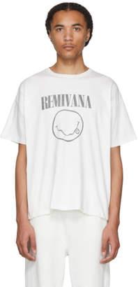 Remi Relief White Remivana Smile T-Shirt