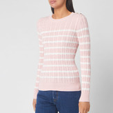 Superdry Women's Croyde Bay Cable Knitted Jumper
