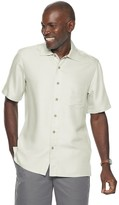 Men's Batik Bay Textured Solid Button-Down Shirt