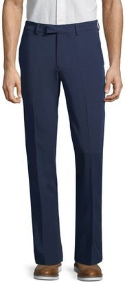 Saks Fifth Avenue Extra Slim-Fit Solid Flat Front Trousers