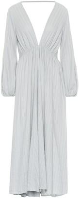 Kalita Aphrodite cotton maxi dress