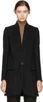 Stella McCartney Black Bryce Single-button Coat