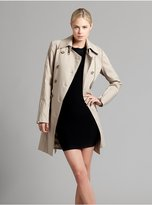GUESS by Marciano Biker Trench
