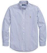 Big & Tall Polo Ralph Lauren Classic Fit Cotton Shirt