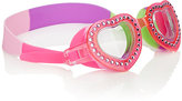 Bling 2o Je T'aime Swim Goggles-PINK