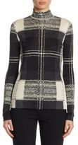 Akris Cashmere & Silk Jersey Pullover