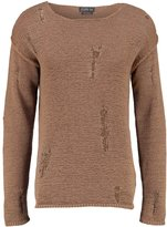 Jack & Jones Joredwin Knit Fit Jumper Rosin