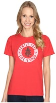Life is Good Family Tree Circle Crusher Tee