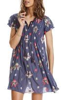 Odd Molly Slate Blue Dress