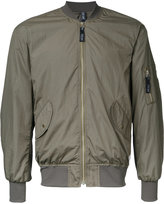 Factotum zip up bomber jacket - men - Nylon - 44