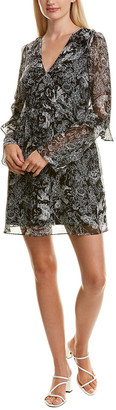 Diane von Furstenberg Liz Mini Dress