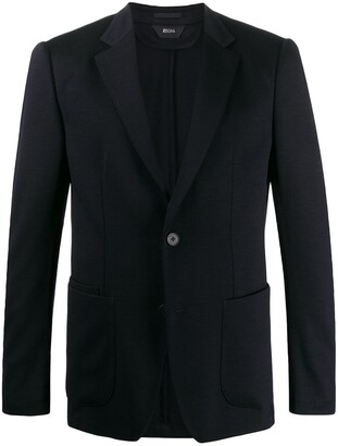 Ermenegildo Zegna Slim-Fit Suit Jacket