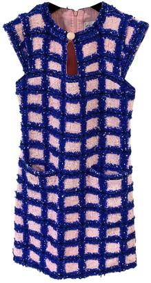 Chanel Multicolour Tweed Dresses