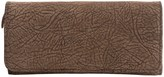 Will Leather Goods Jeane Clutch - Leather (For Women)