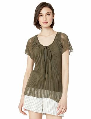 Bailey 44 Women's Bonobo Sheer Knit Top