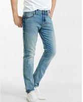 Express slim leg slim fit performance stretch jean