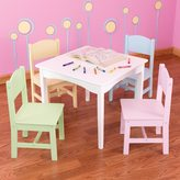 Kid Kraft Nantucket 5-piece Table and Chairs Set