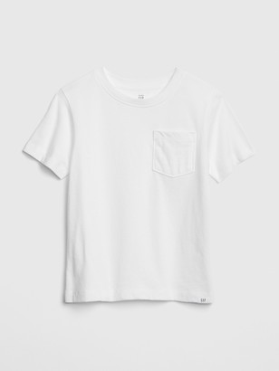Gap Toddler Pocket Short Sleeve T-Shirt