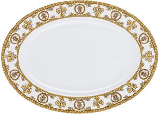 Versace I Love Baroque Bianco Platter