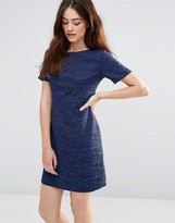 Sugarhill Boutique Dora Sketchy Jacquard Dress