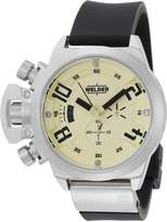 Welder Men's K24-3202 K24 Chronograph Stainless Steel Round Watch