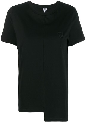 Loewe asymmetrical T-shirt