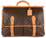Louis Vuitton Monogram Sac Chasse