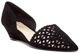 Nine West Cutout Pointy Toe Wedge Pump - Wide Width Available