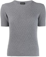 Roberto Collina Elefante knitted top