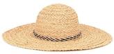 Hat Attack Raffia hat